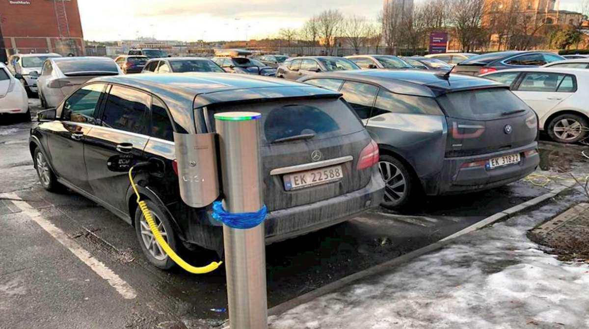 Norway electric car