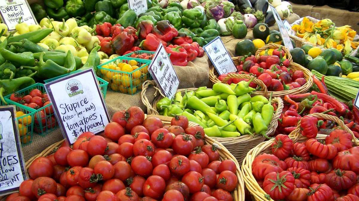 Italian farm products
