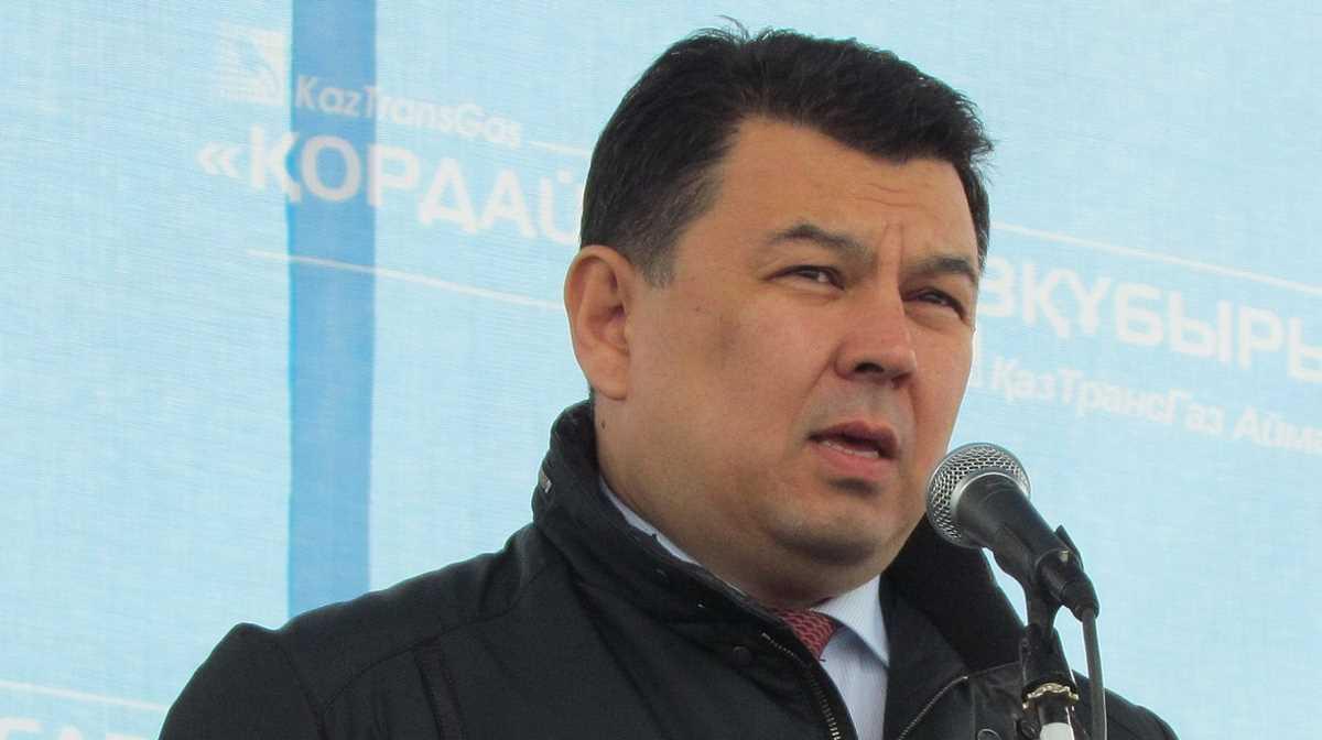 Kanat Bozumbayev