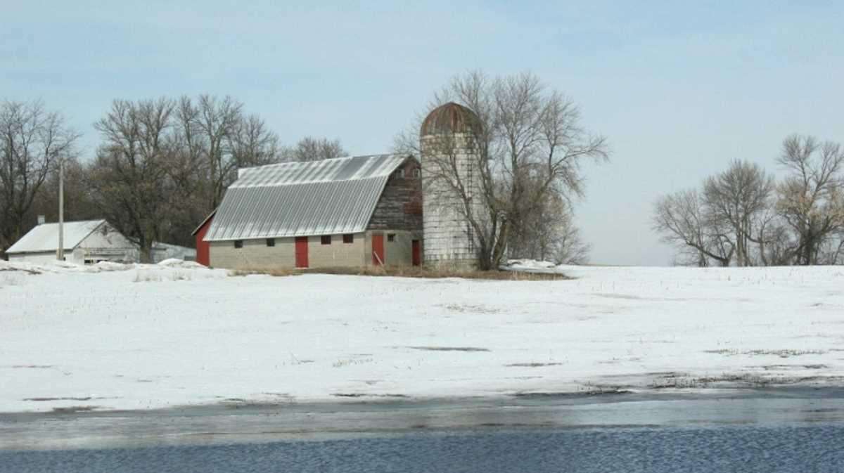 Minnesota snow