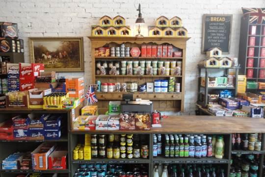 British grocery market