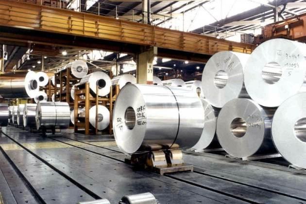 aluminium factory