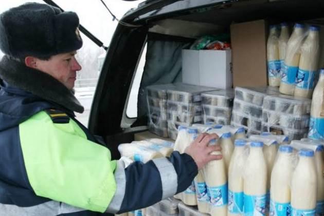 Belarusian milk