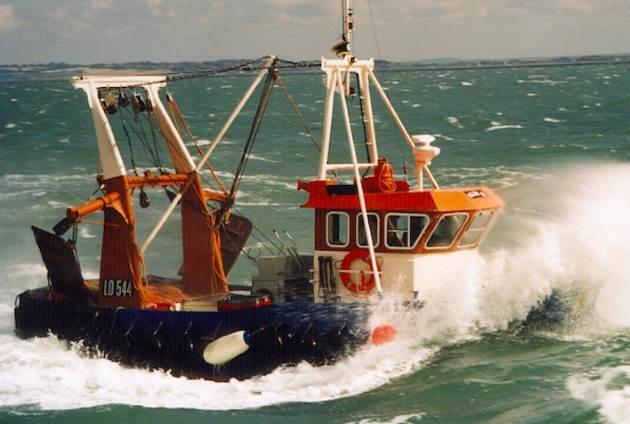 fishing industry storm