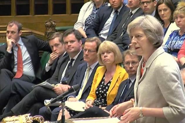 government of Theresa May