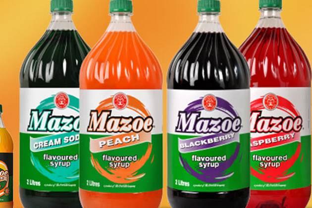 Mazoe beverage
