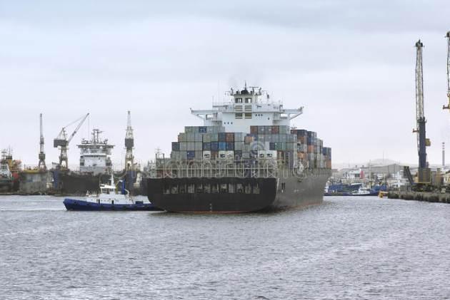 Namibia port