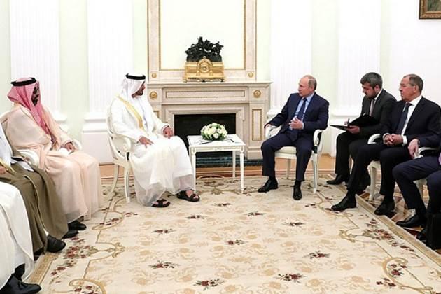 Russia UAE