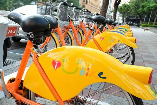 Taiwan bicycles