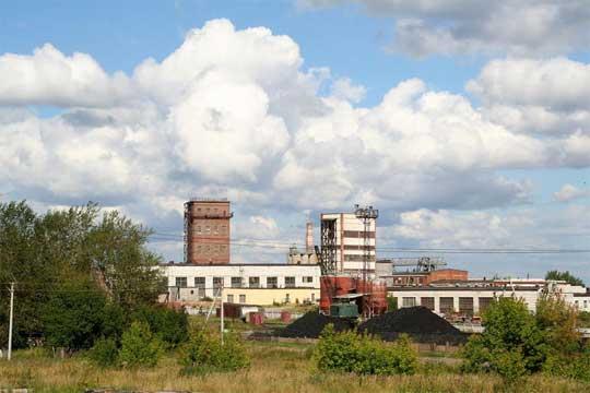 Ukraine factory