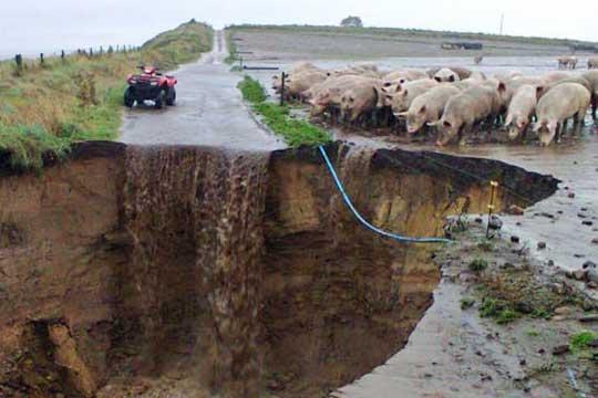 Scotland flood