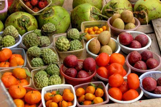 Vietnam fruit