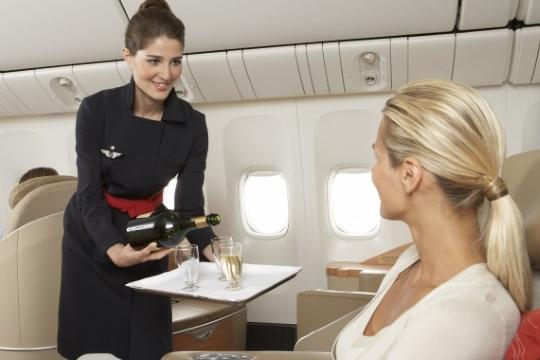 Air France-KLM crew
