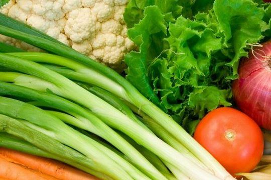 Iran vegetables