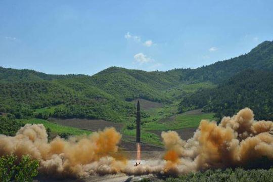 North Korea ICBM