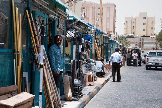 Qatar Doha street