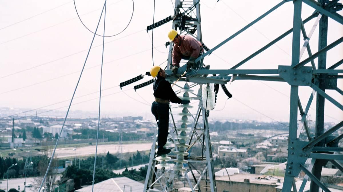 Azerbaijan power