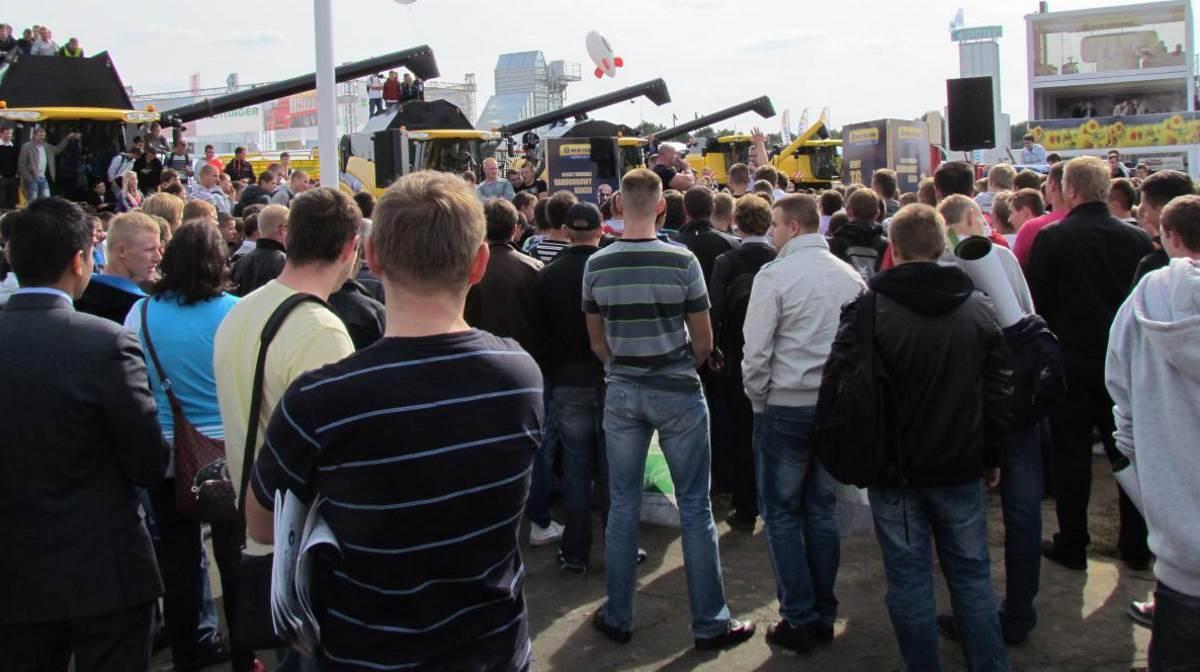 Polish farmers demonstrate