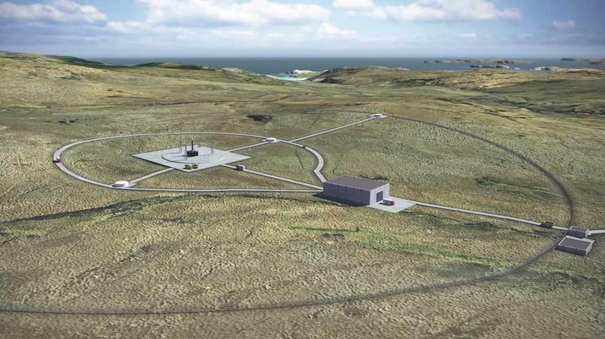 Scottish spaceport