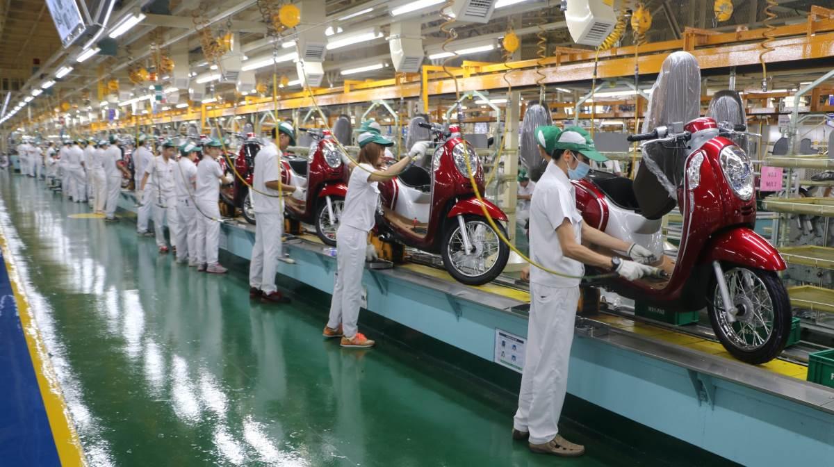 Thai manufacturing