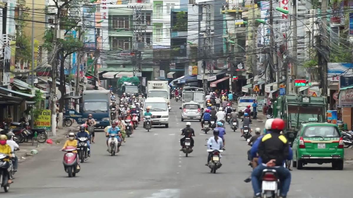 Vietnam cars