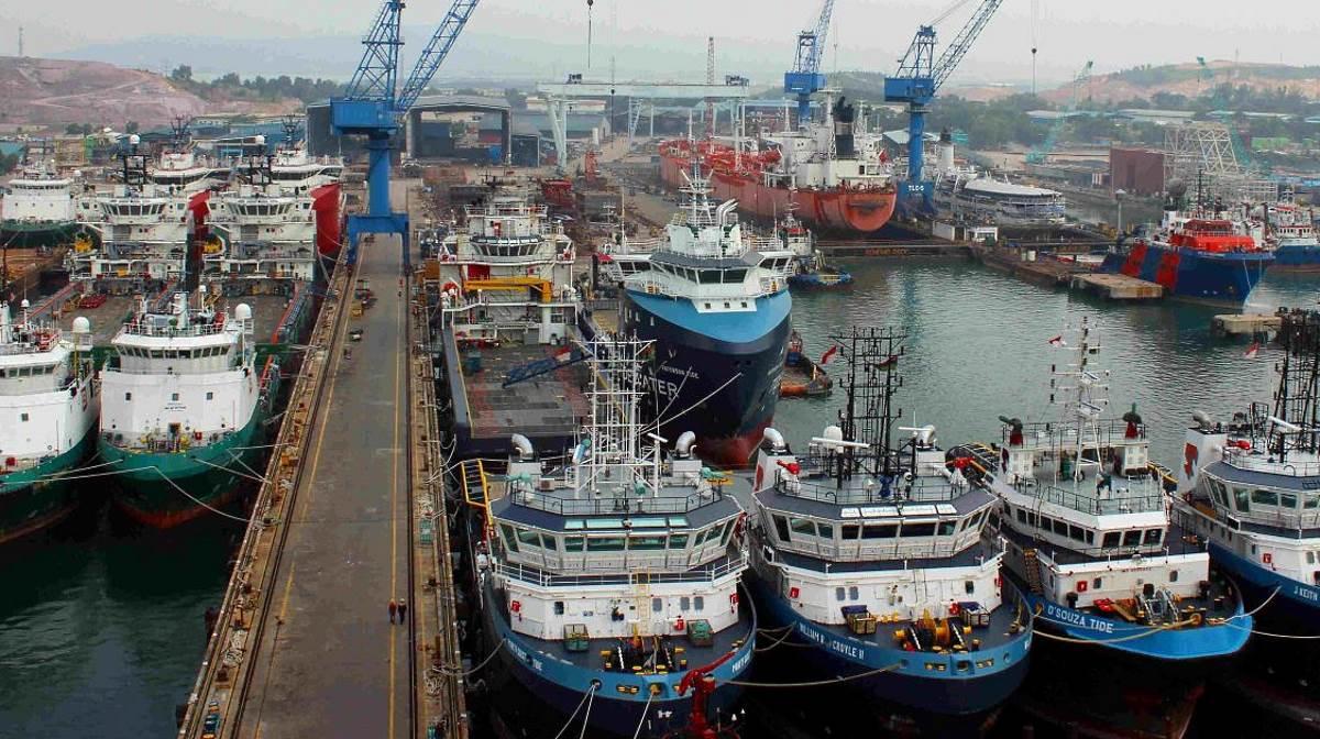 Volzhsky shipyard