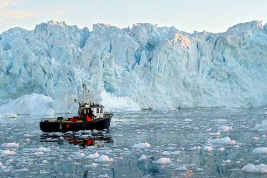 Arctic Ocean fishing
