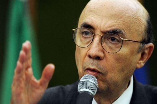Minister Henrique Meirelles
