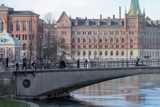 Sweden bridge