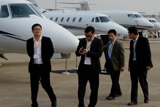 China business travel