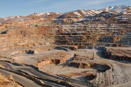 Iran mineral