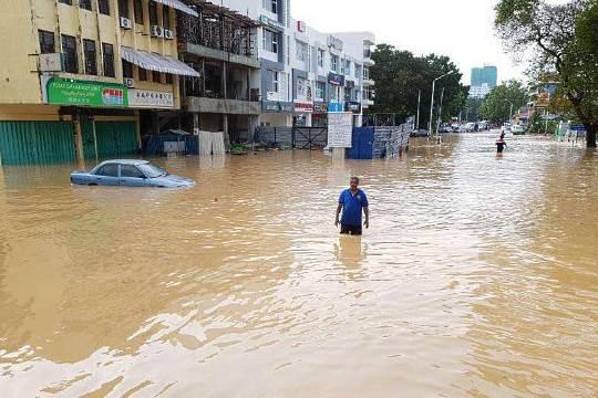 Malaysia flood