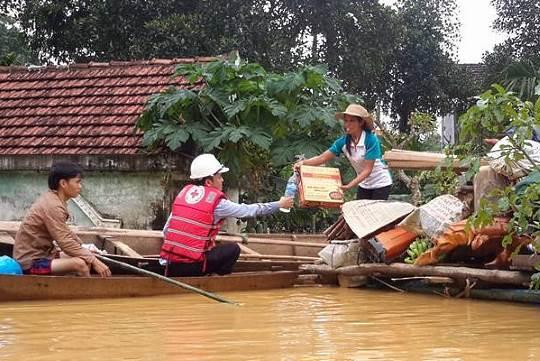 Vietnam flood storm