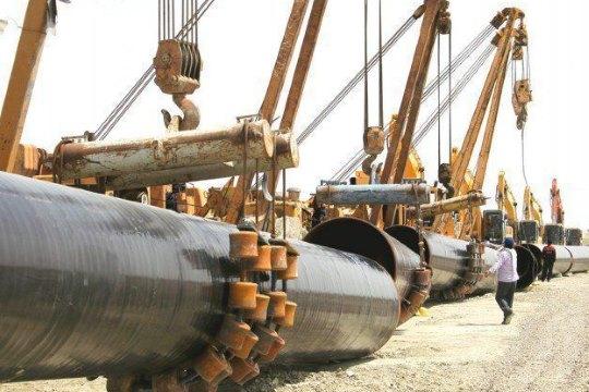 Bangladesh pipeline