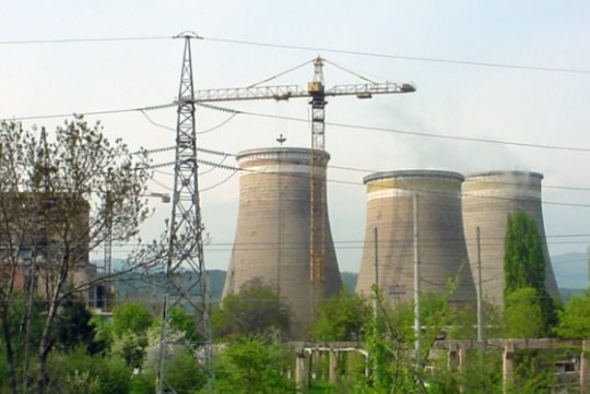 Bulgaria nuclear plant