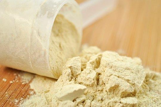 Dairy powder