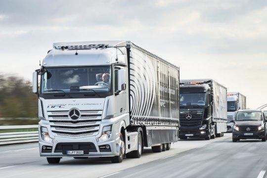 Netherlands trucks