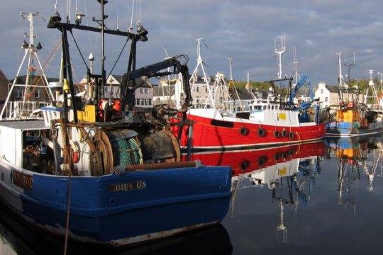 Scottish fishing