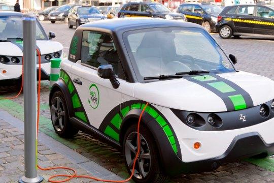 Taiwan electric cars