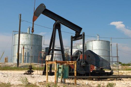 U.S. oil reserves