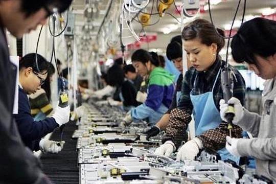 Manufacturing South Korea