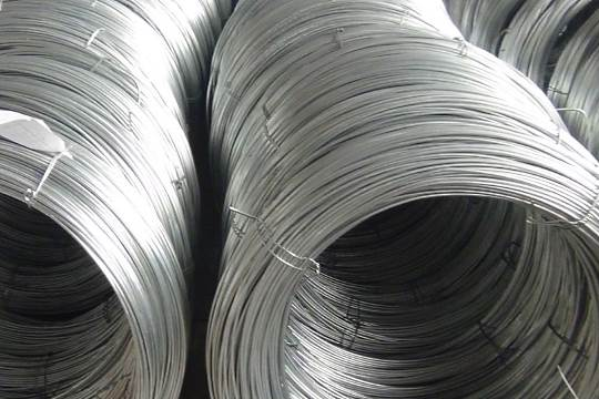 Russia steel wire
