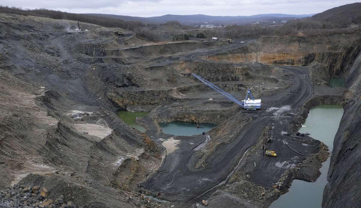 America coal mine