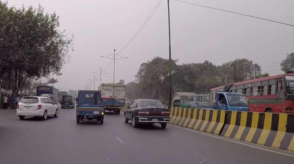 Bangladesh road