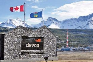 Devon Canada