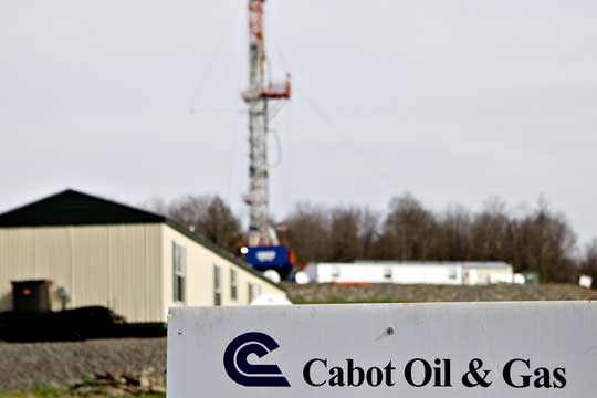 Cabot Oil Gas