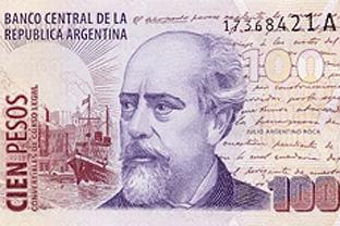 Argentina money