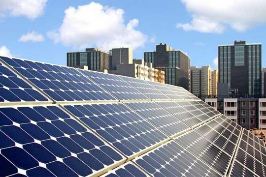 China solar battery