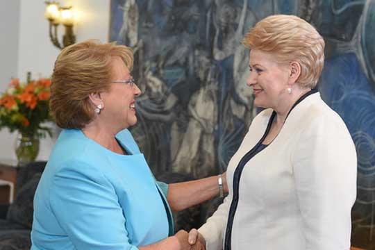 Lithuania-Chile