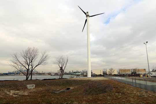 New York wind